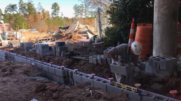 More and More Concrete