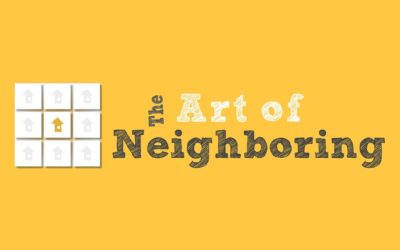 "Book Review: ""The Art of Neighboring – Building Genuine Relationships Right Outside Your Door"""